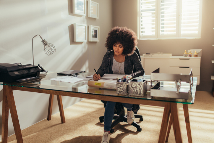 iStock 1040631998 home office self employed sole trader LOW RES