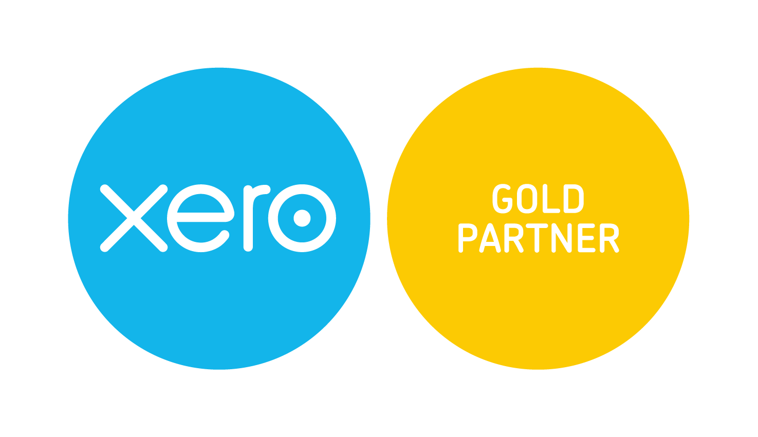 xero gold partner badge RGB